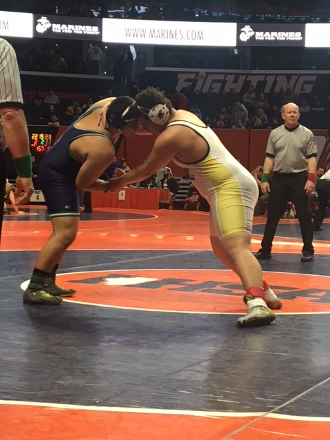 Class 2A Area Quarterfinal and Consolation Results -- Day Two