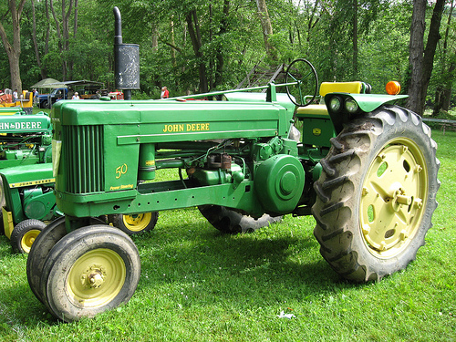 Deere Chosen As Illinois' Second Most Historic Business
