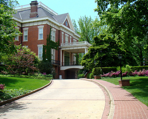 Illinois Governor's Mansion Reopens To The Public