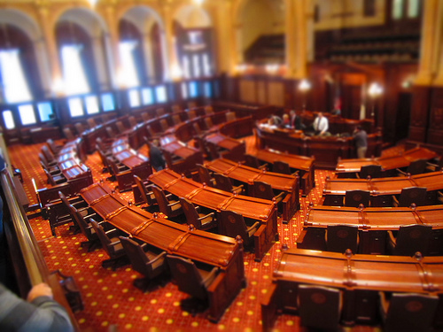 U.S. News And World Report Ranks Illinois Least Stable Statehouse