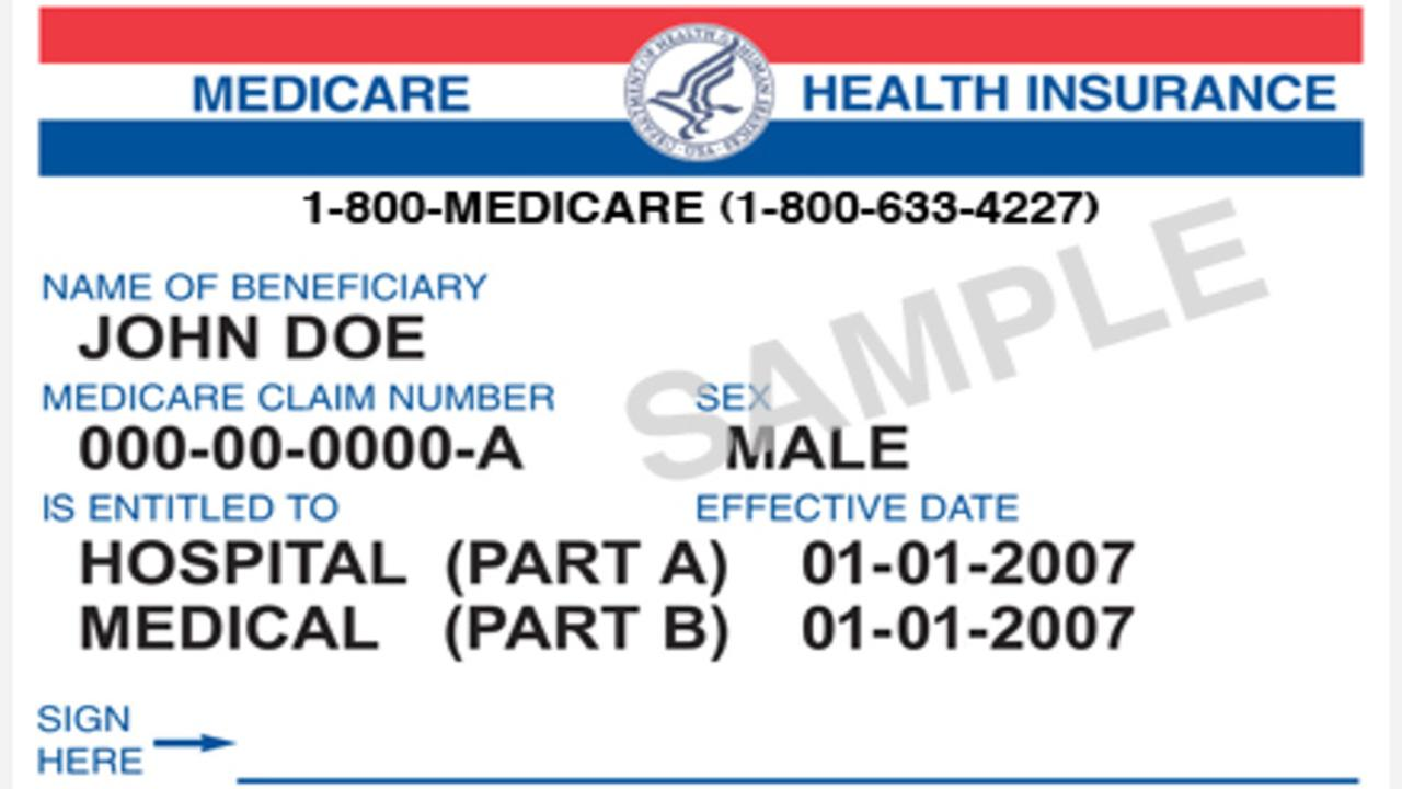 New Medicare Cards Are Coming