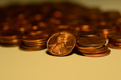 Illinois Bicentennial Wants Pennies For Lincoln Papers