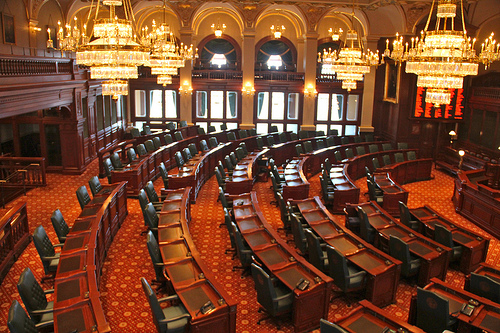 Illinois House Okays 'Red Flag' Legislation