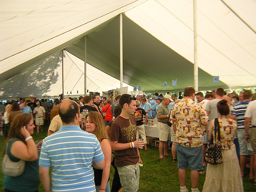 U Of I Testing Beer Tents At Games