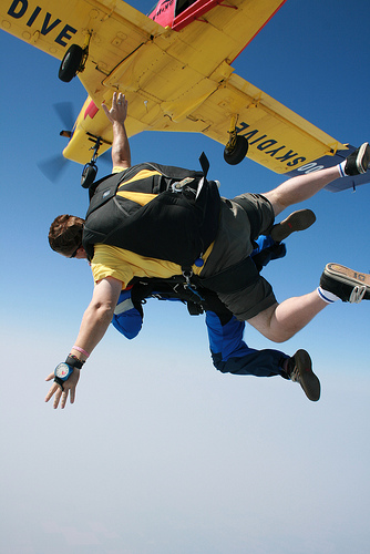 Normal Police, FAA Look Into Skydiving Accident