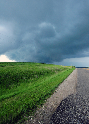 Severe Weather Runs Through Central Illinois on Sunday