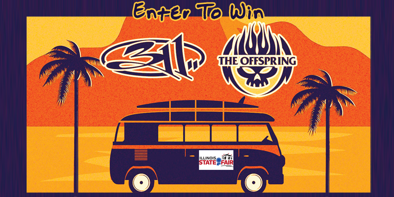 ENTER TO WIN TICKETS TO SEE 311 AND THE OFFSPRING