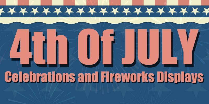 Area Fireworks Displays