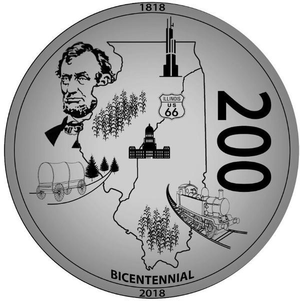 Illinois' Bicentennial Coin Winner Announced