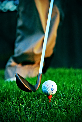 Decatur Park District Presents City Junior Golf Tournament