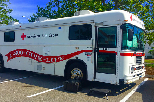 American Red Cross Is In Urgent Need Of Blood Donations