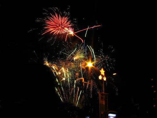Peoria Police Write 115 Fireworks Tickets