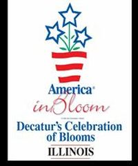 America in Bloom – Decatur's Celebration of Blooms