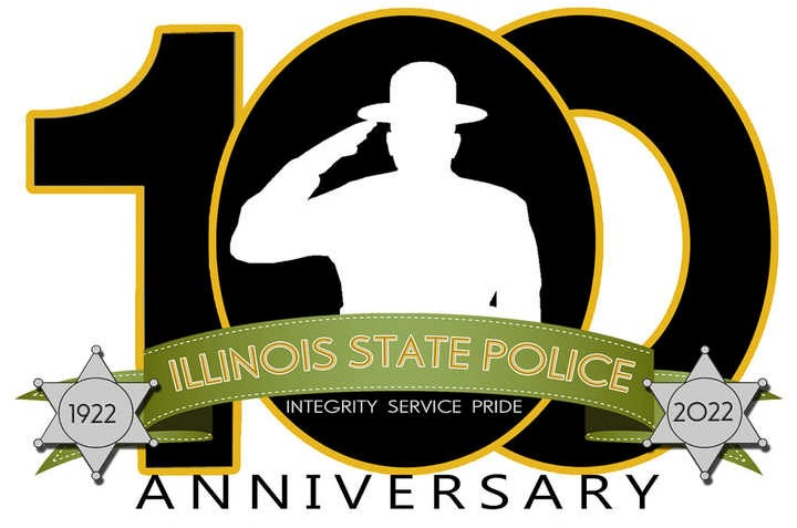 Illinois State Police Have New Anniversary Logo