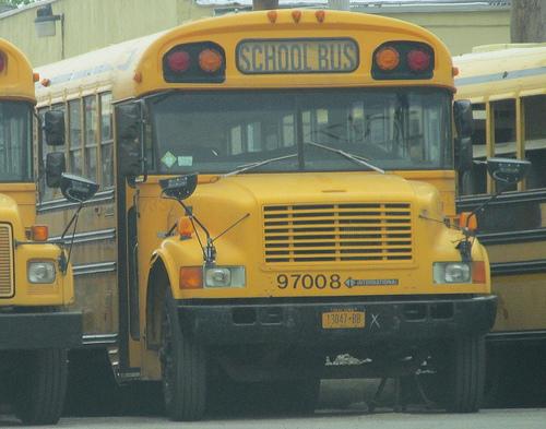 No Kids Hurt In School Bus Crash In Bloomington-Normal