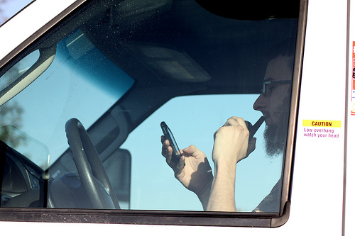 New Law Looks To Get Tougher On Texting And Driving