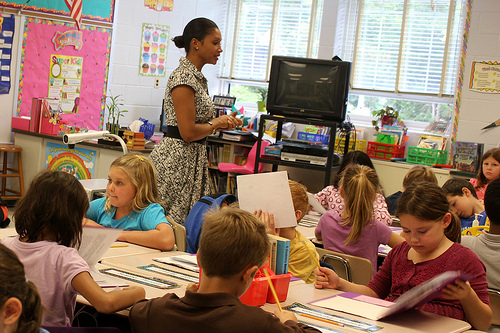 New Report: Only 24 Percent Of Kindergarteners Ready For School