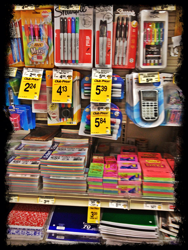 Survey: Back To School Costs Top 500 Dollars
