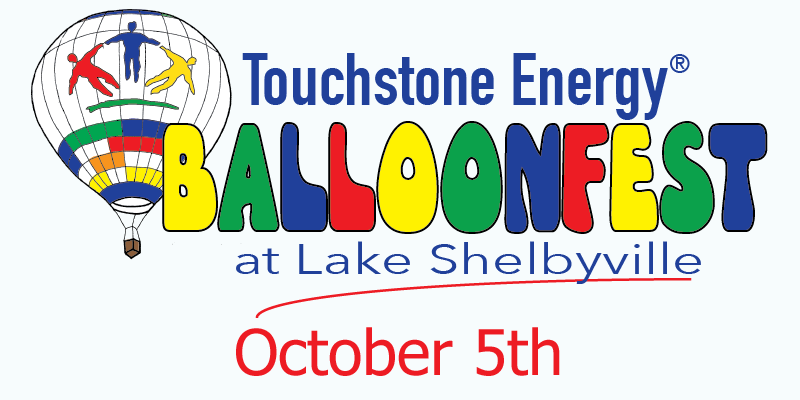Feature: http://www.lakeshelbyville.com/events/balloon.htm