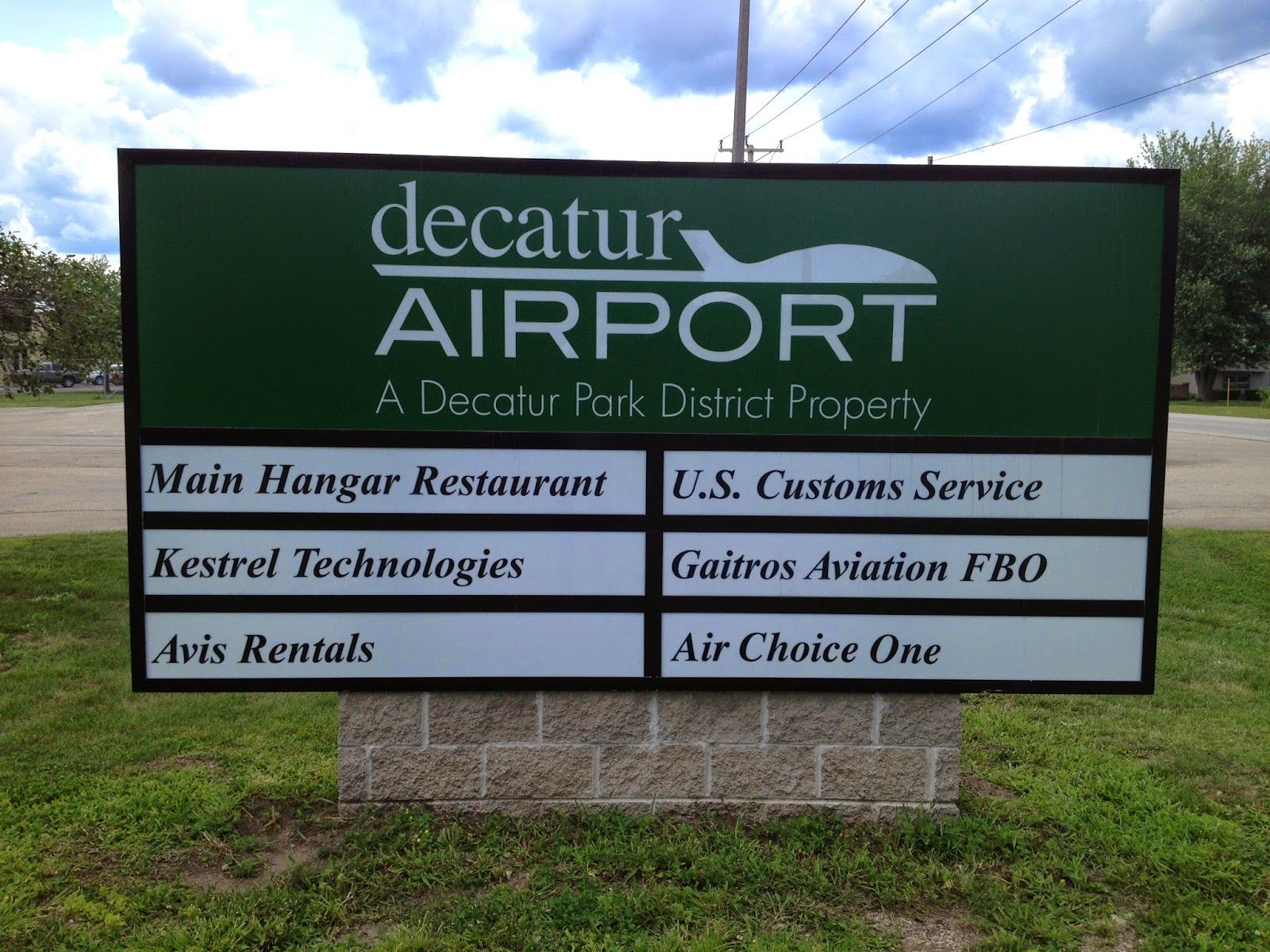 Decatur Airport to Get Million Dollar Upgrade