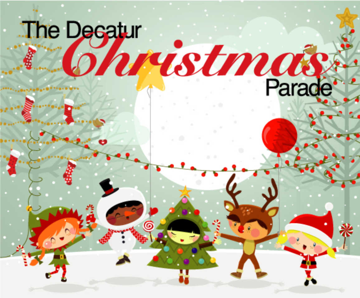 Decatur Christmas Parade to be Held Dec 1st