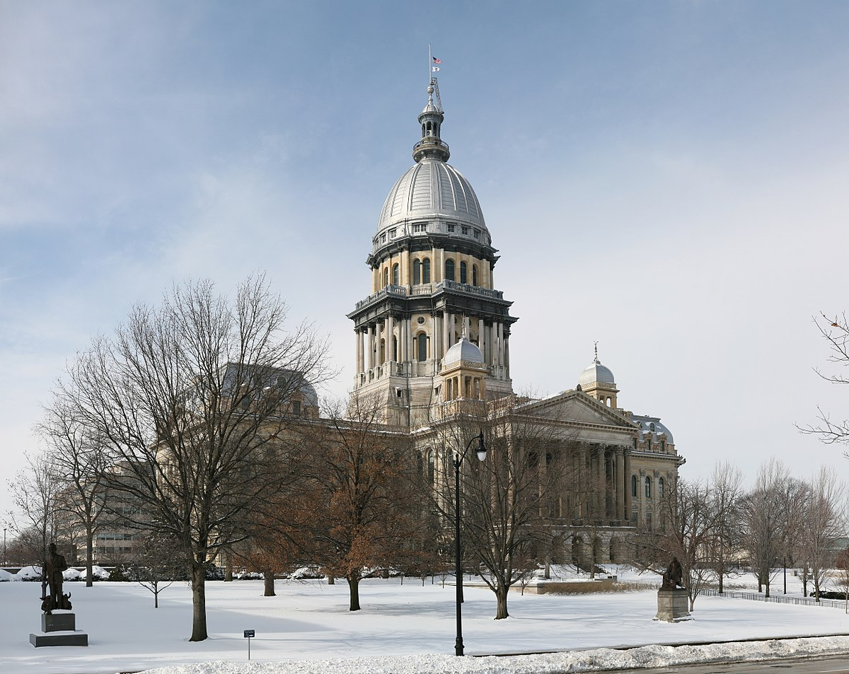 Illinois Lawmakers Wrap-Up Session For 2018