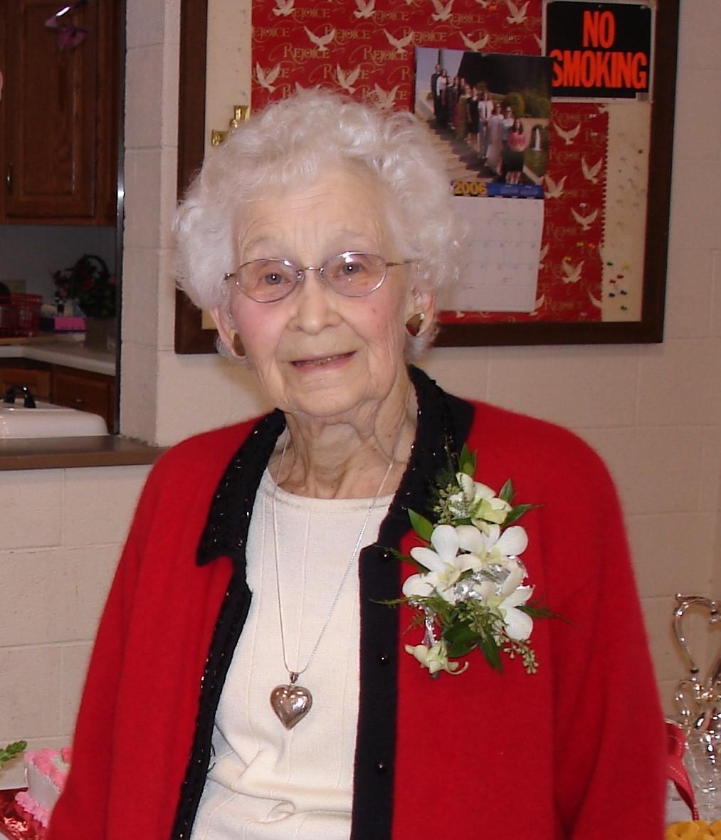 Dorothea Louise Ehrat Albright