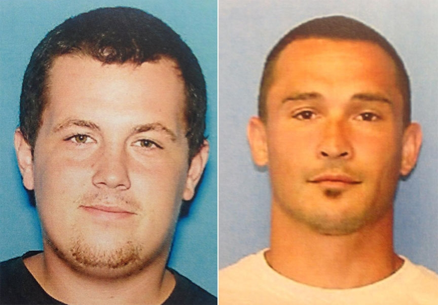Fayette County Sheriff investigating burglary, seeking two individuals