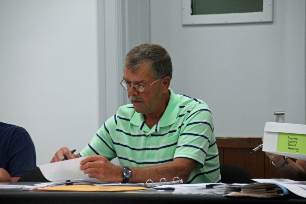 Jeff Beckman Voted New Fayette County Board Chairman