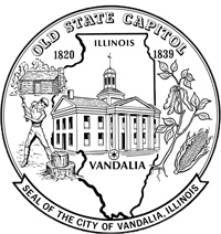 Vandalia Lake Residents Address Vandalia City Council Concerning Fayette County Water Issue