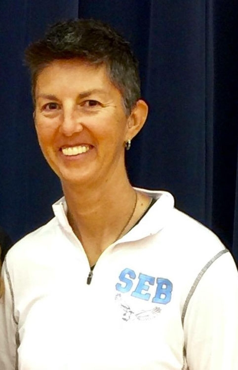 SEB Volleyball Beats Altamont in Two Sets on Night Honoring Coach Elise Asher