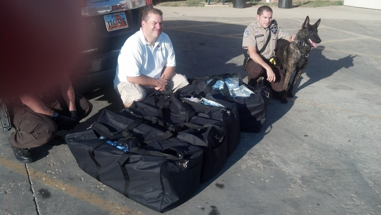 Fayette County Sheriff Dept makes cannabis arrest---estimated at better than 60 LBS of cannabis