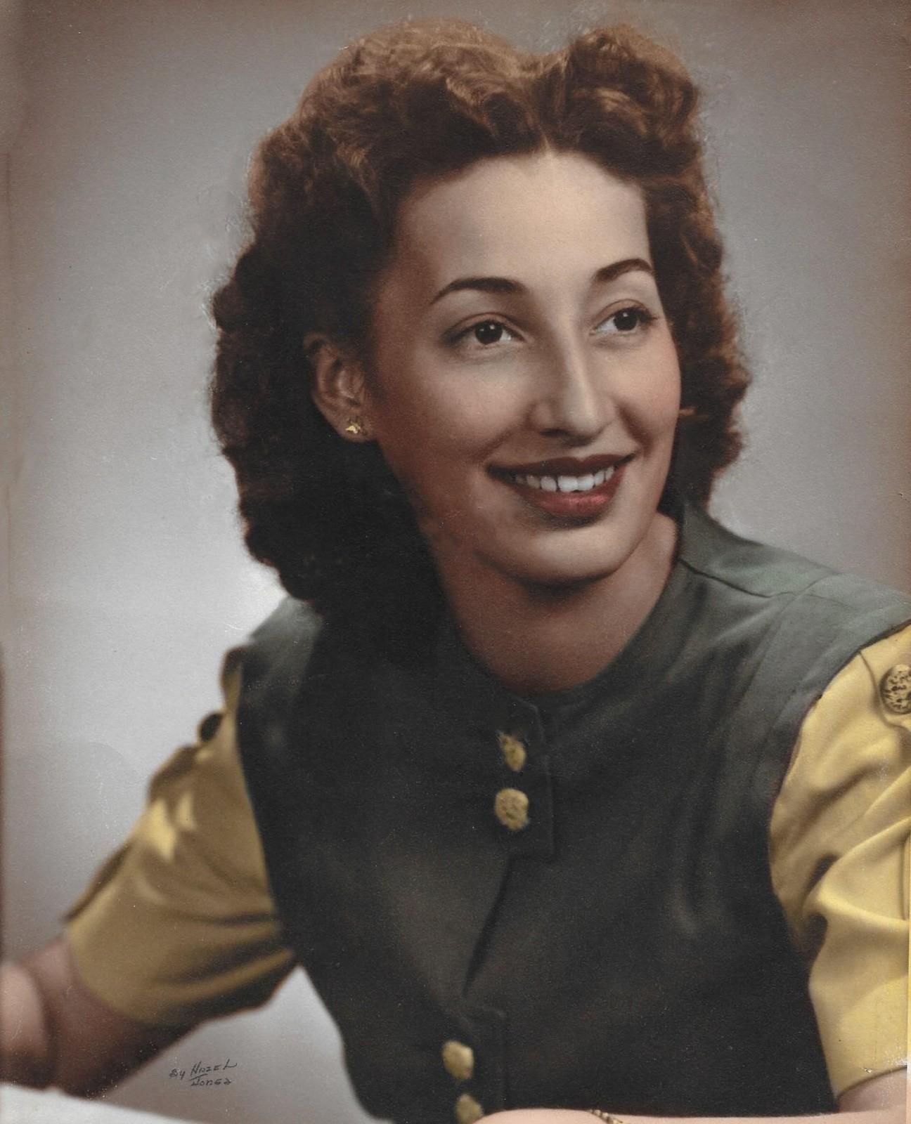 Kathleen F. Reeter Waddell
