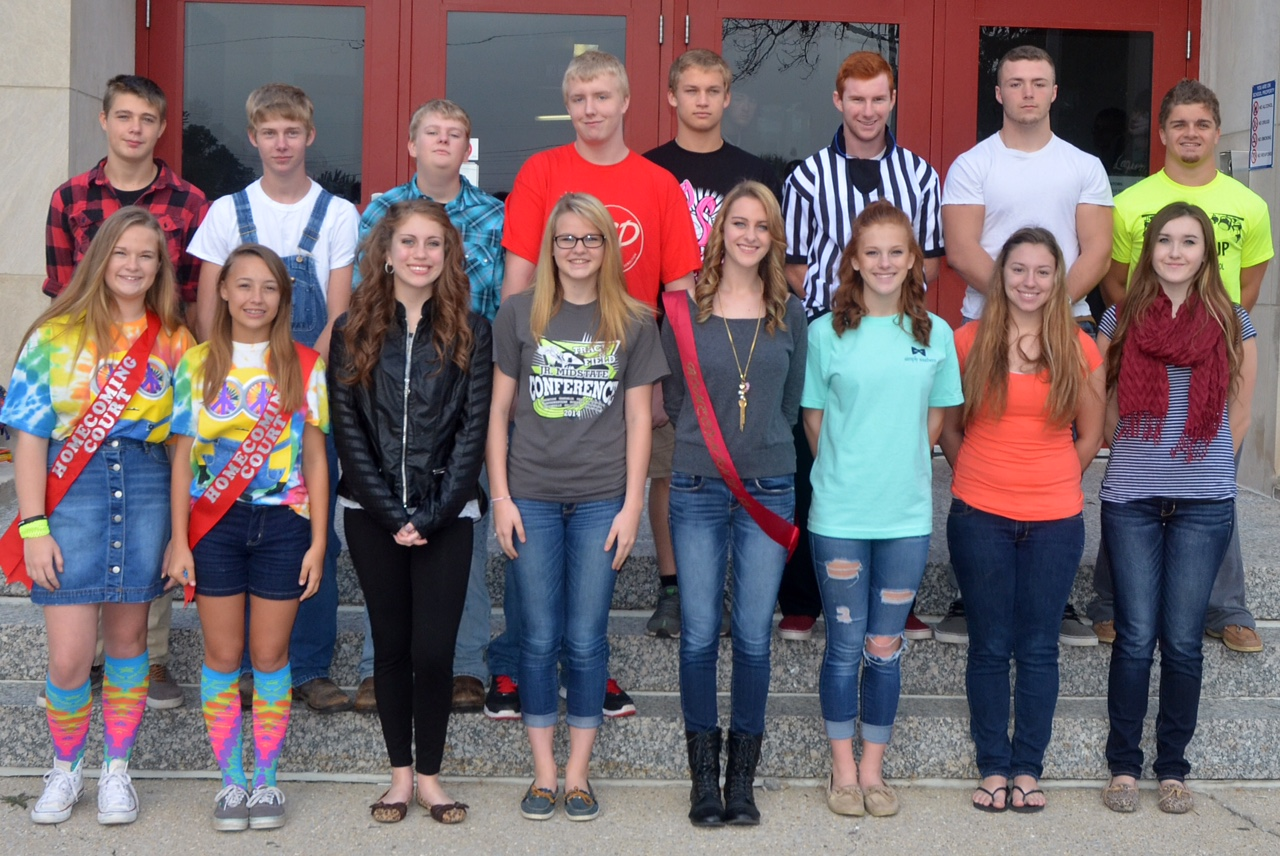VCHS Homecoming festivities set for Friday