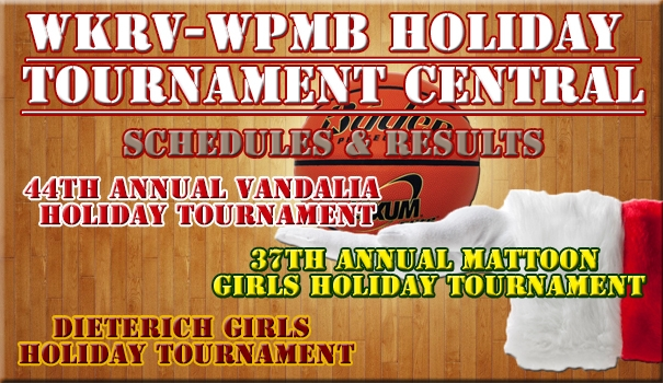 Full Area Boys & Girls Holiday Tournament Results & All Tournament Teams