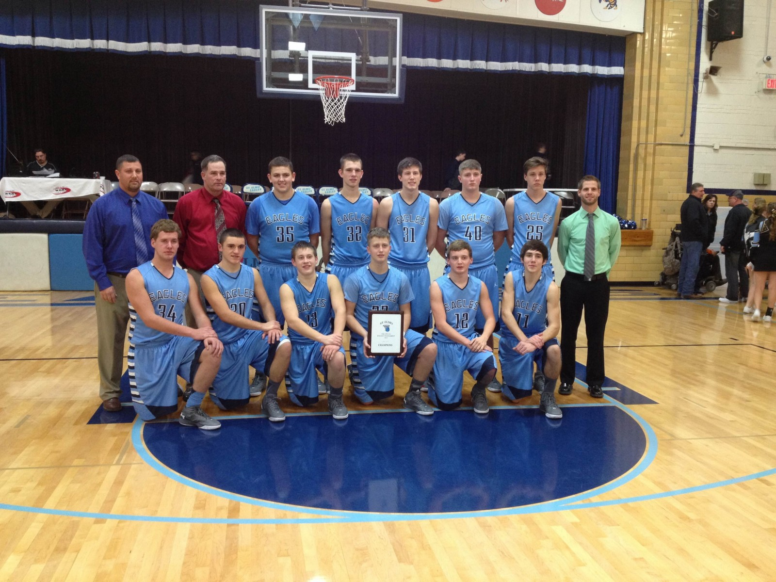 St. Elmo Holiday Tournament-Final Day-SEB wins championship, other scores