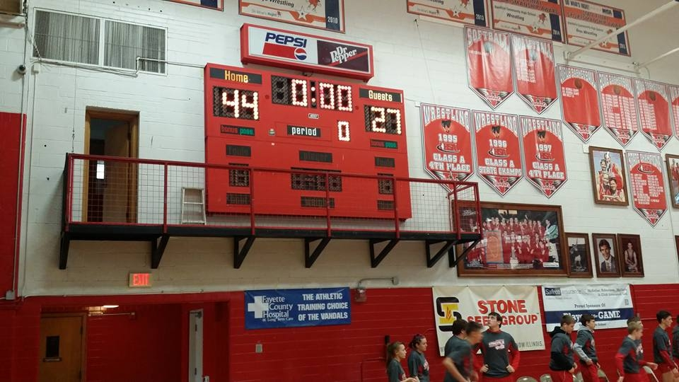 Vandals wrestlers go 3-0 on the day, go 7-0 on the week