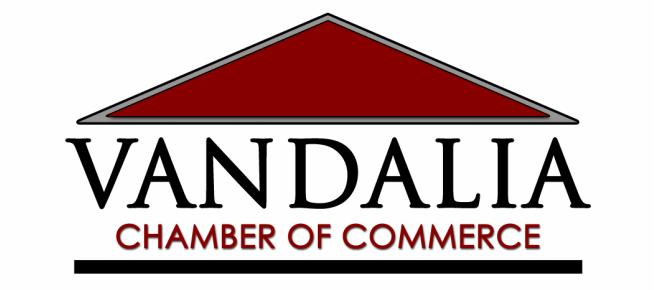 Sen McCarter addresses Vandalia Chamber