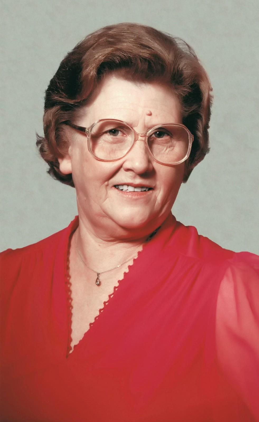 Doris June Mayfield