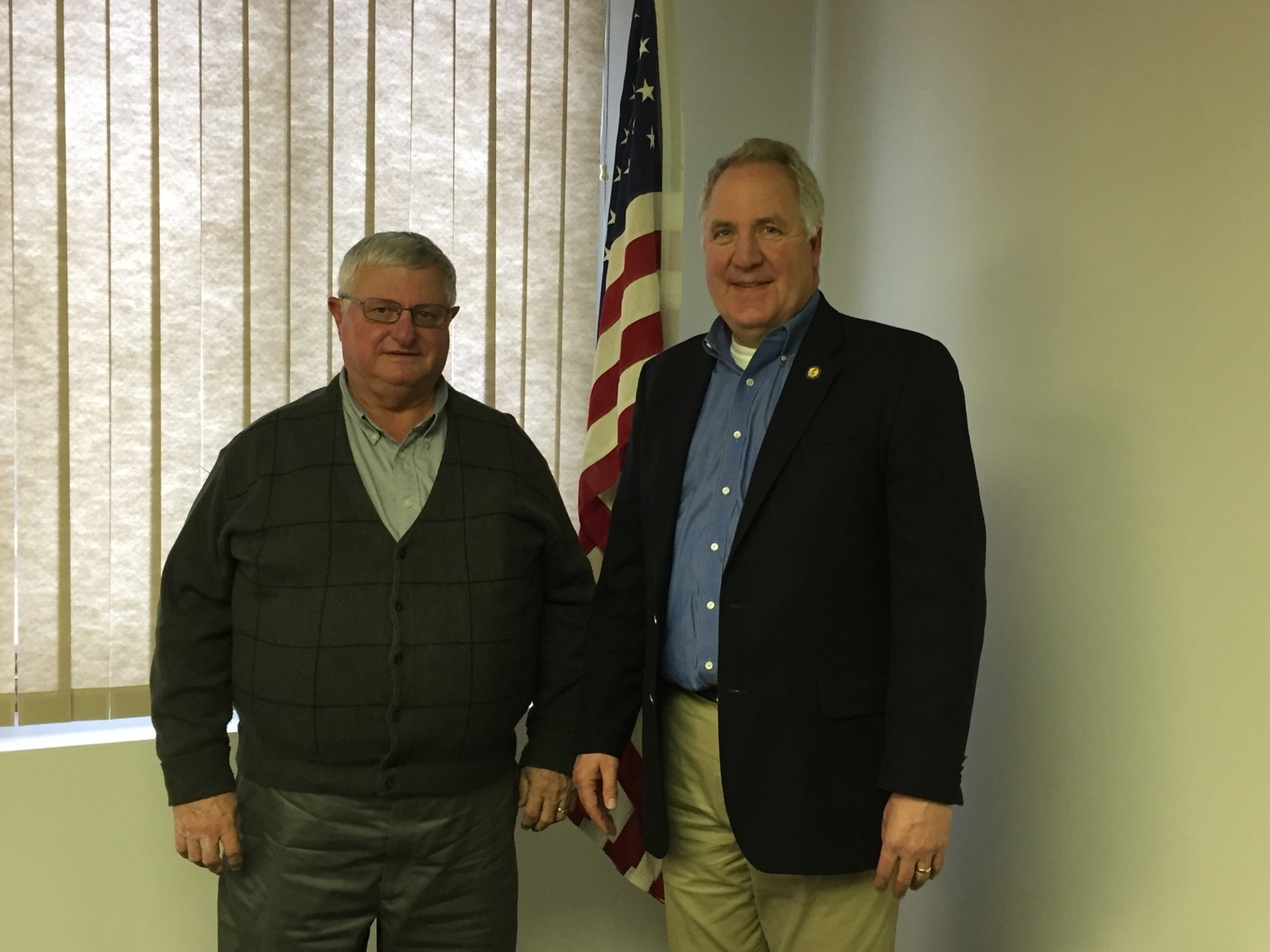 Shimkus talks NRA endorsement, also gets Illinois Farm Bureau endorsement