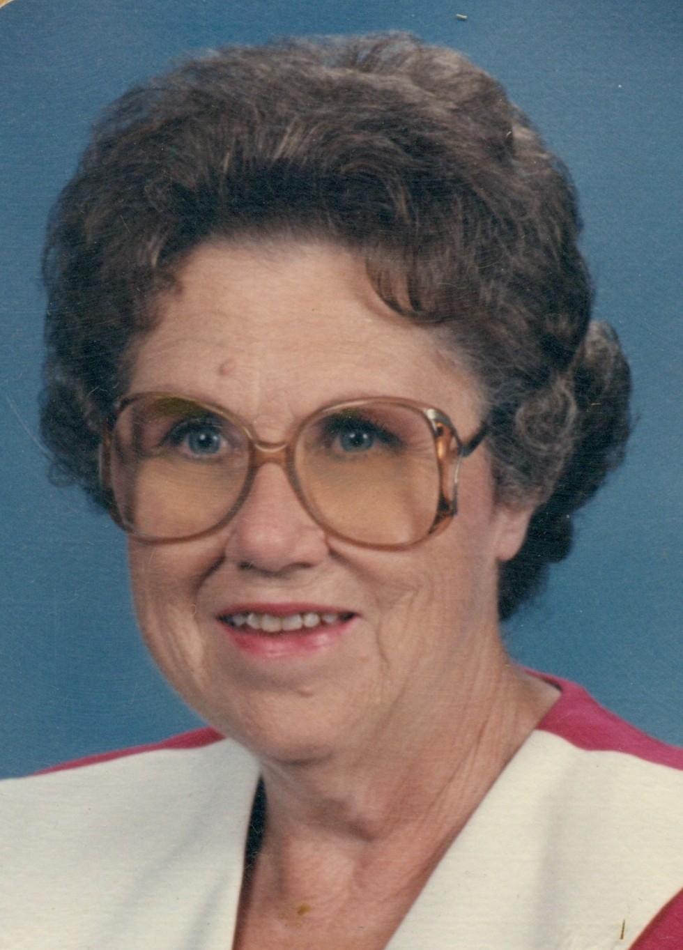 Marie Olga Meier