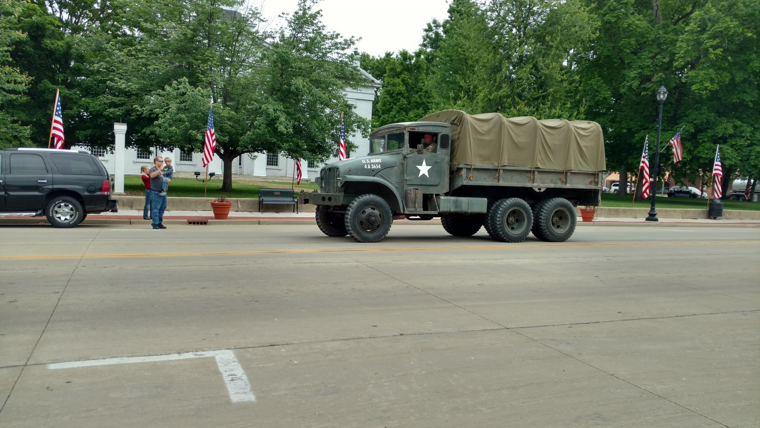 Vandalia American Legion hosts Armed Forces Day activities today and Sunday