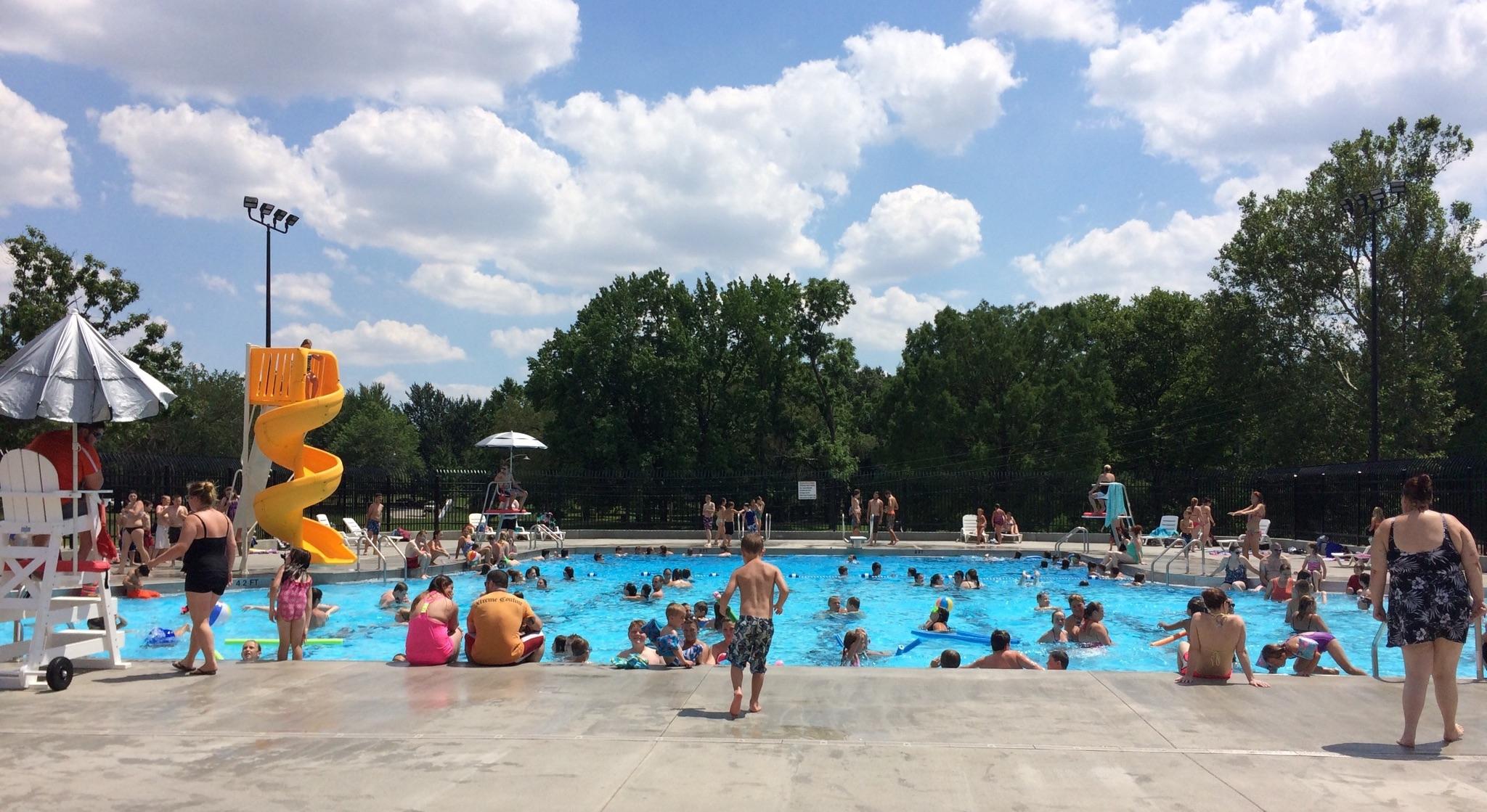Free Swim Day at Vandalia Pool