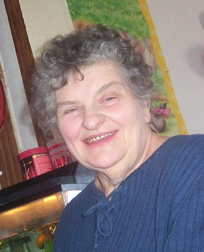 Peggy Joan Cowger
