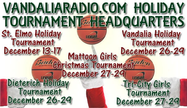 2016 Boys & Girls Holiday Tournament Schedules