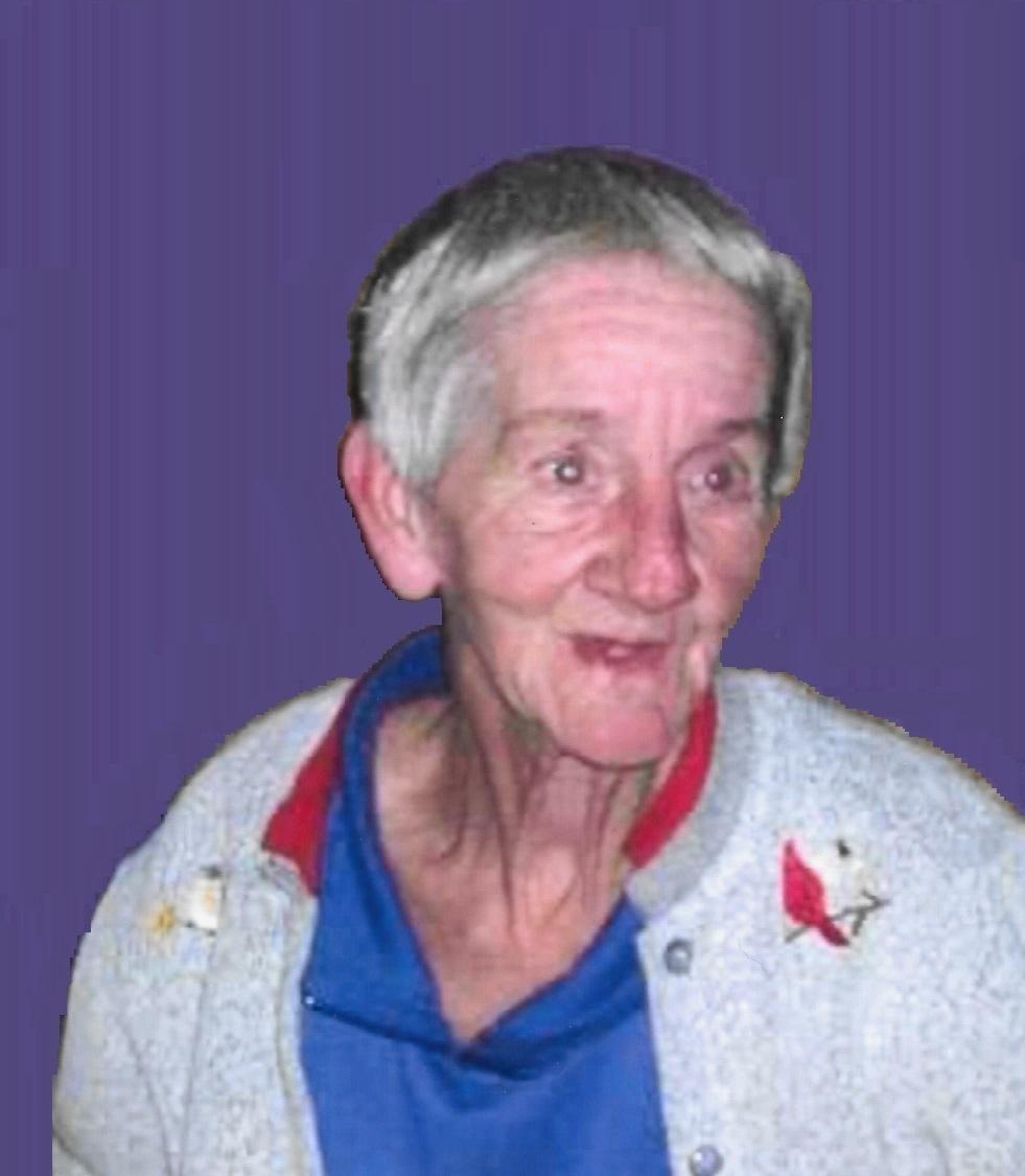 Loretta Pearl Holman