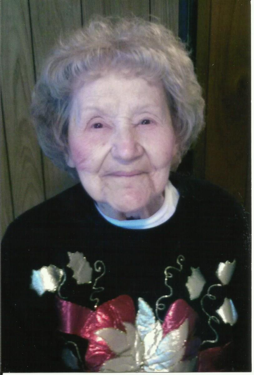 Mabel Marie Winters