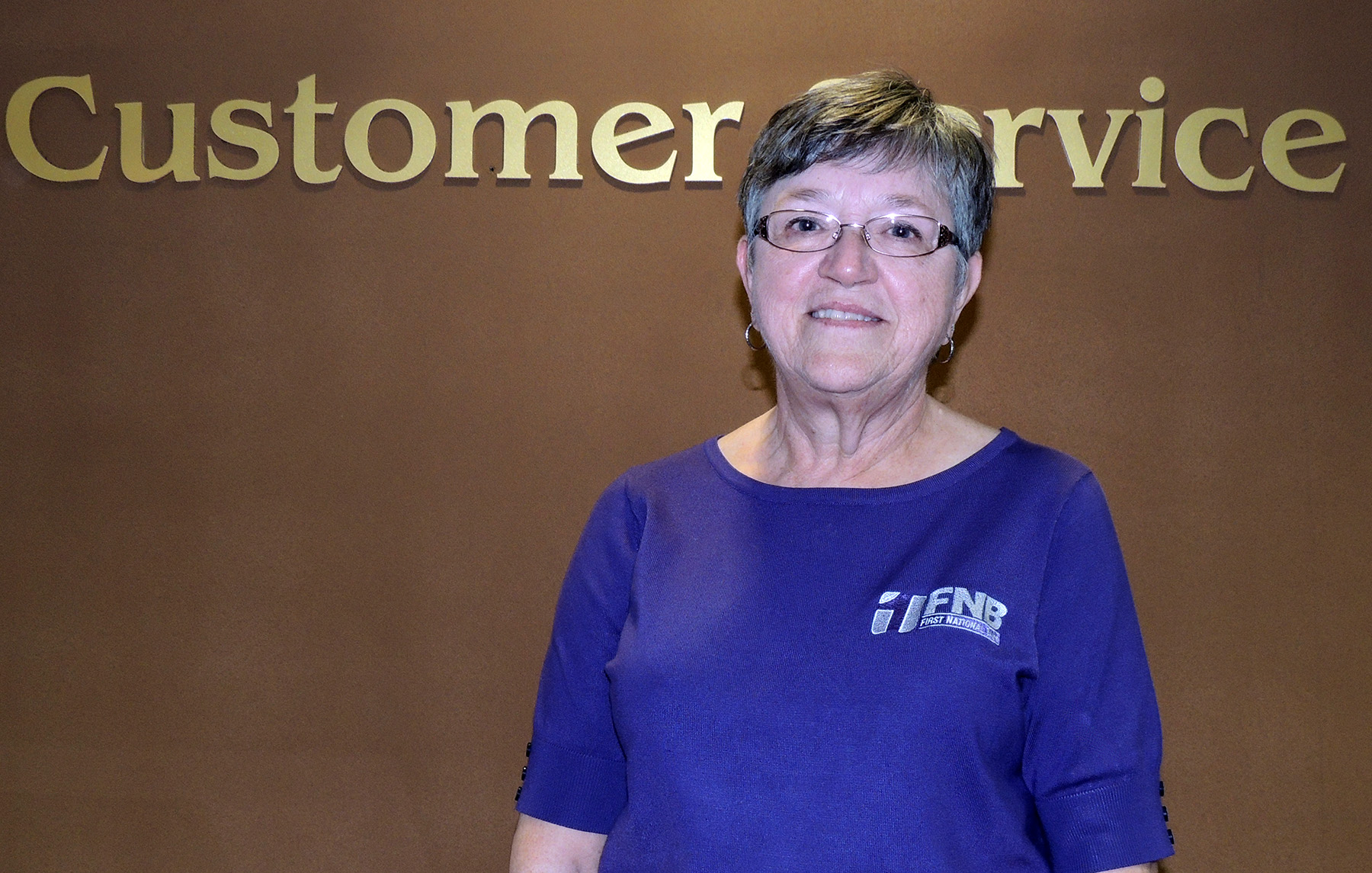 Janet Elam Retiring from FNB after 46 years
