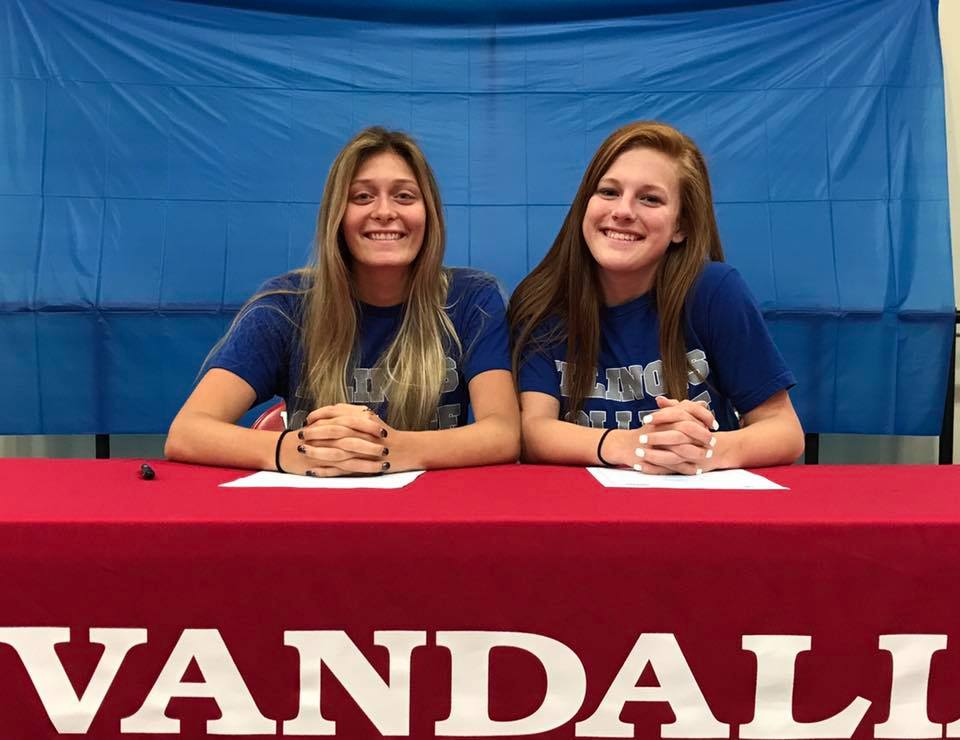 Miller, Klanke to attend Illinois College