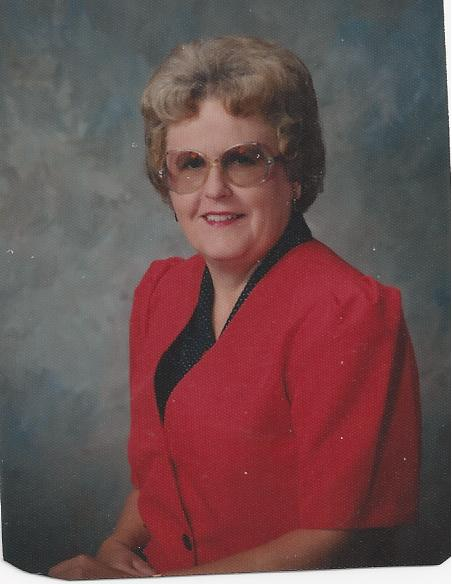 Doris Marie (Stuemke-Evans) White
